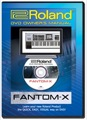 Fantom-X DVD video manual